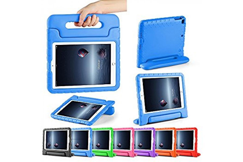 iPad 9.7 (2018) kinderhoes blauw