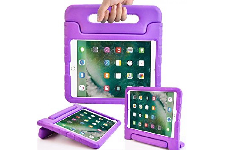 iPad Air 2 kinderhoes paars