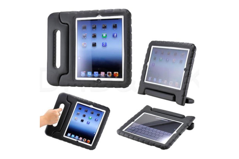 iPad Mini 5 Kinderhoes zwart