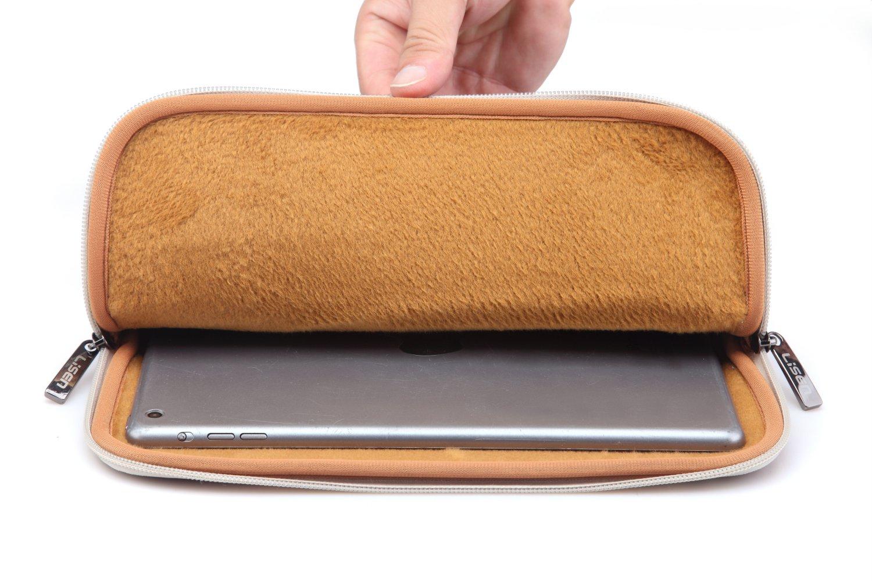 Sleeve tot 10.1 inch iPad - tablet hoes met print (vogels)