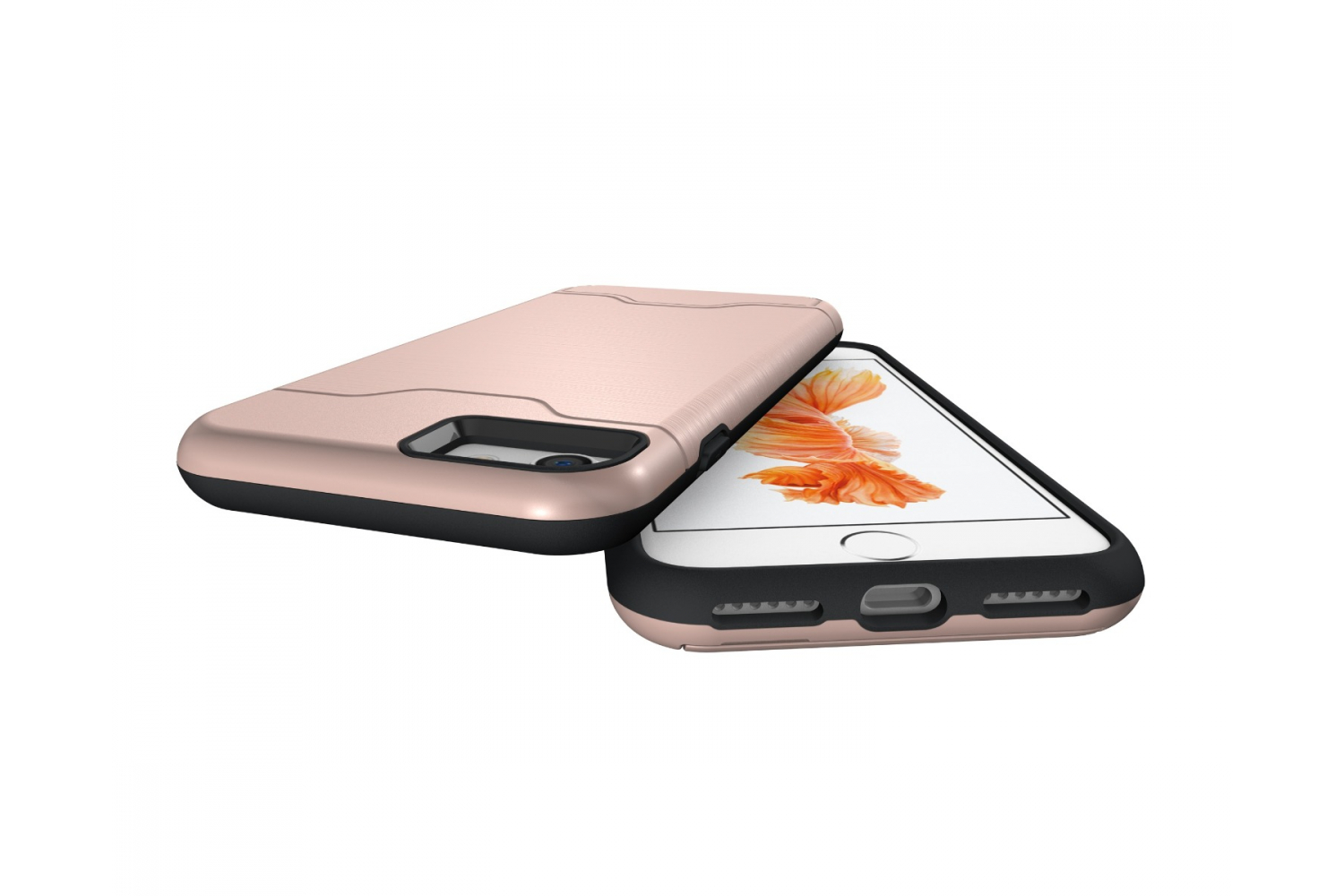 Iphone 7 Back Cover Case Rose goud