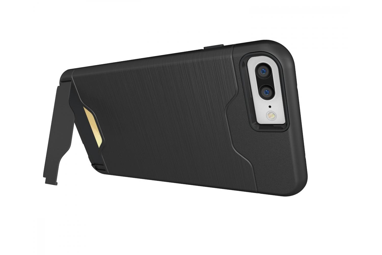 Iphone 7 Plus Back Cover Case Zwart