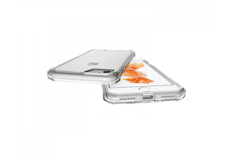 Iphone 8 Back cover Transparant Air Hybrid