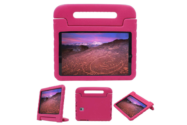 samsung galaxy tab a 10.5 kids case blue pink
