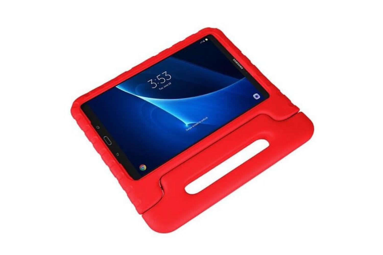 Samsung Tab A 10.1 rood T580 T585  kinderhoes