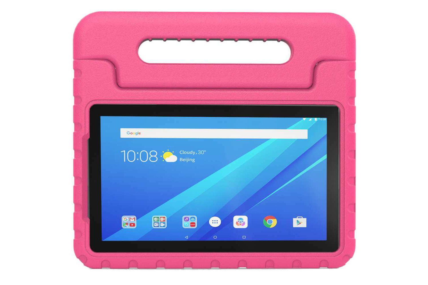 Roze Kinder Tablet.Lenovo Tab 4 10 Kinderhoes Roze