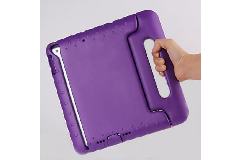 Tablethoes iPad Mini 1-2-3 kinderhoes Paars