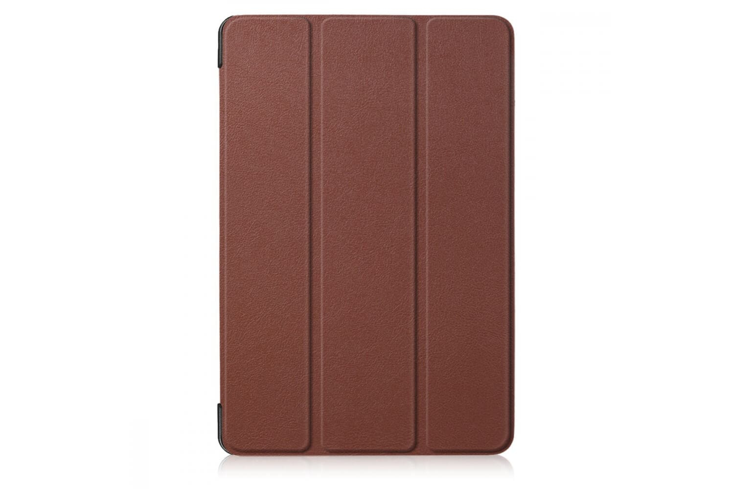 samsung galaxy tab a 10.5 book cover case brown