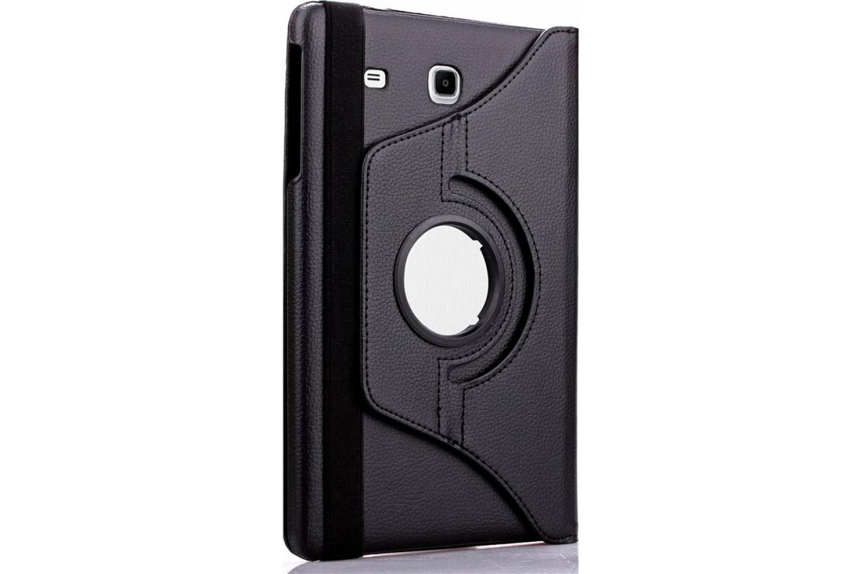 Samsung Galaxy Tab E 9.6 inch Draaibare Hoes Zwart