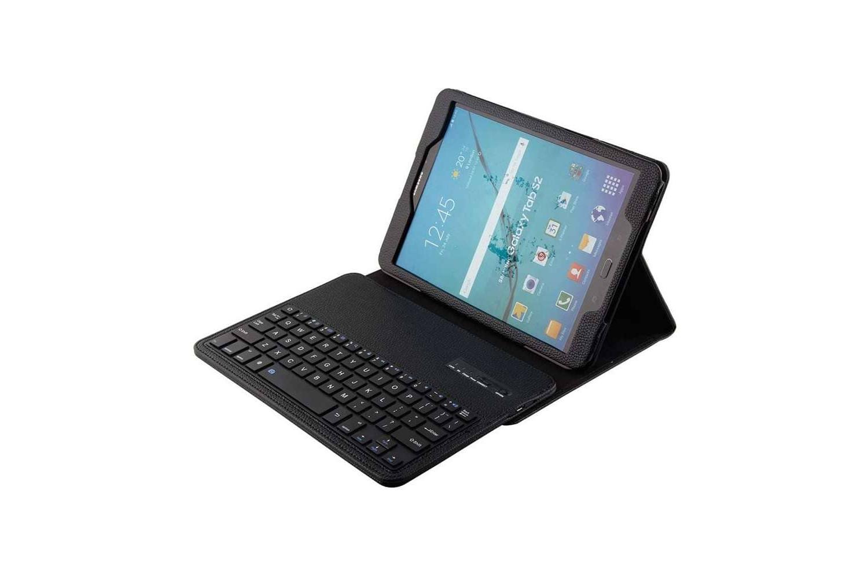 Samsung Tab S2 9.7 hoes met toetsenbord zwart T810 T813 T815 T819