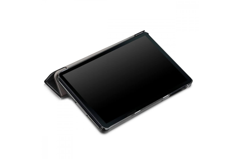 samsung galaxy tab a 10.1 book cover tri-fold black