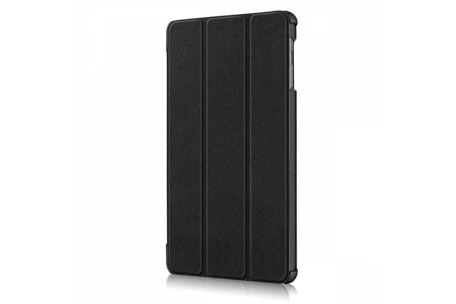 samsung galaxy tab a 10.1 book cover tri-fold black