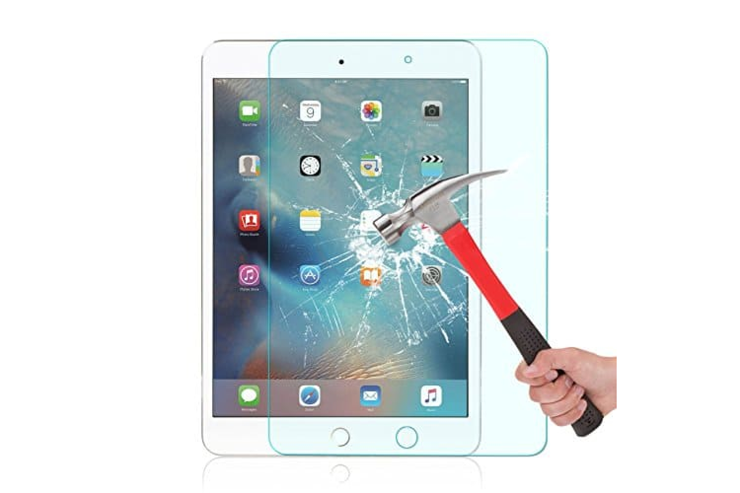 Tempered Glass iPad Mini 4