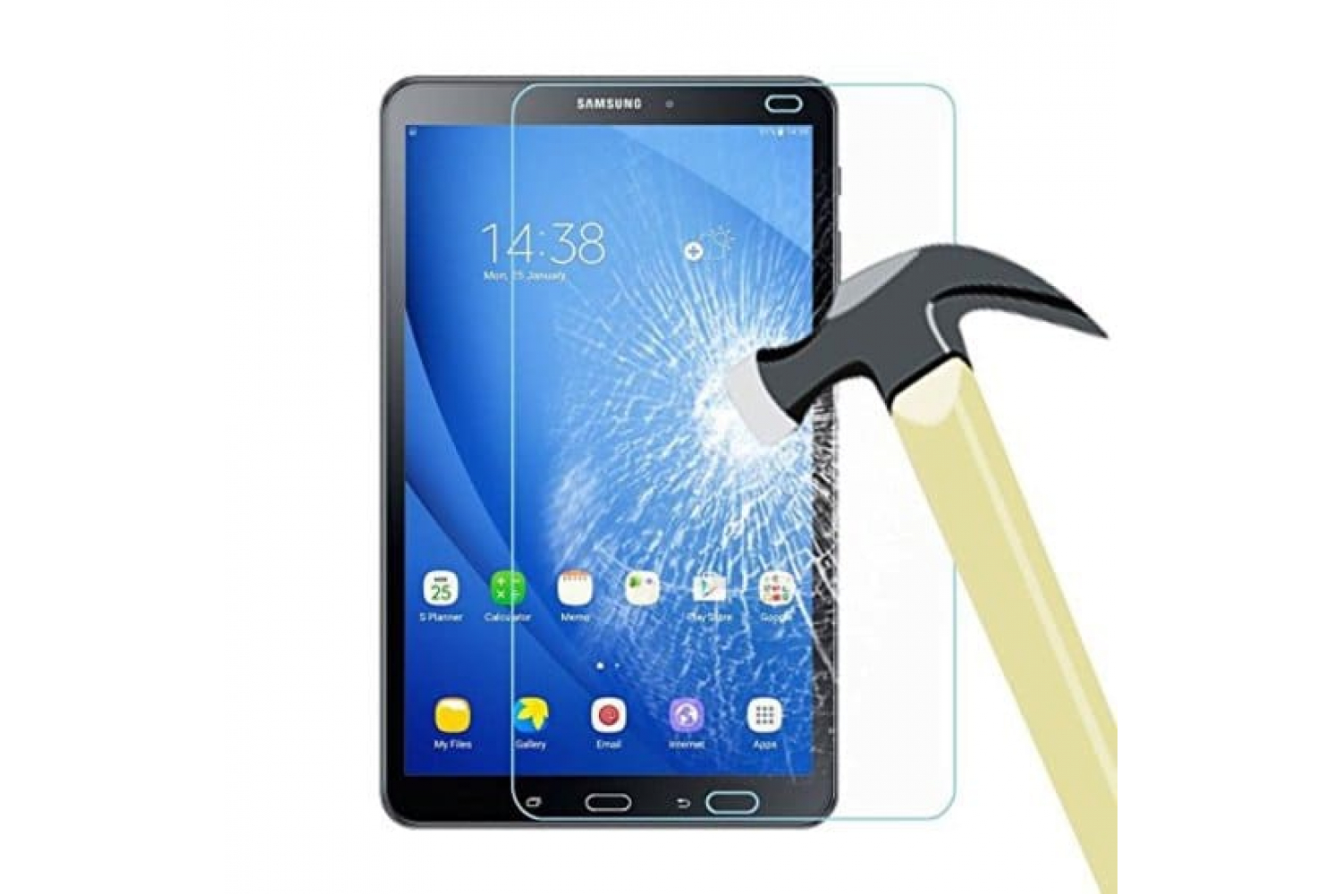 Tempered Glass Samsung Tab A 10.1 inch T580 T585