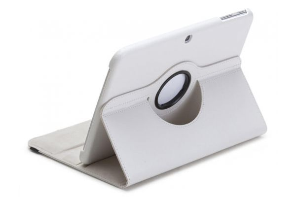 samsung galaxy tab a 9.7 inch swivel cover white