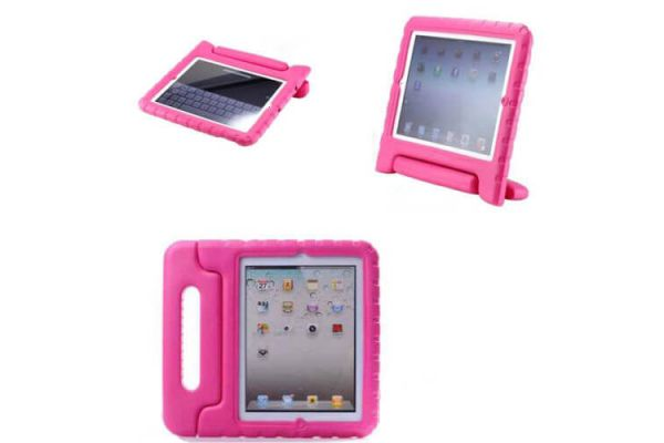 iPad 2-3-4 kinderhoes Fuchsia