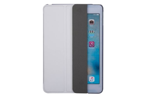 iPad Mini 5 Hard Tri-Fold Book Cover Wit