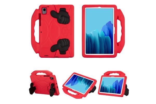 Kinderhoes ToniTablet Samsung Tab A7 10.4 inch 2020 rood