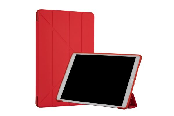 iPad 2020 10.2 inch Book Case Origami Rood
