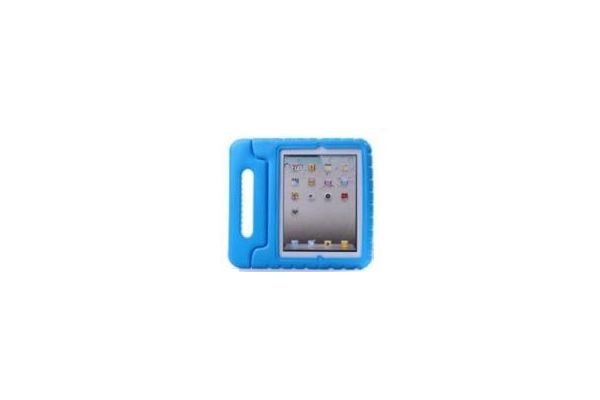Tablethoes iPad Mini 1-2-3 kinderhoes Paars