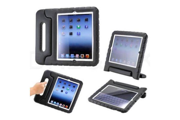 Kinderhoes iPad 2-3-4  Zwart