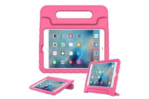 iPad Mini 4 kinderhoes roze