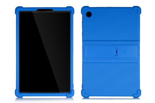 Lenovo Tab M10 Plus  (10.3 inch) Kinderhoes backcover schokbestendig Blauw
