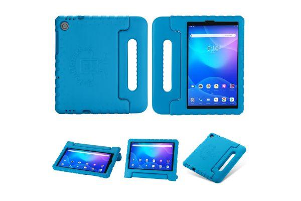 ToniTablet Lenovo tb-x306f/x M10 HD 2de generatie 10.1 inch kinderhoes Blauw
