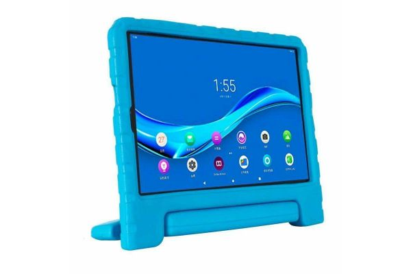 Tweede Kans Lenovo Tab M10 FHD Plus (10.3 inch) Kinderhoes blauw
