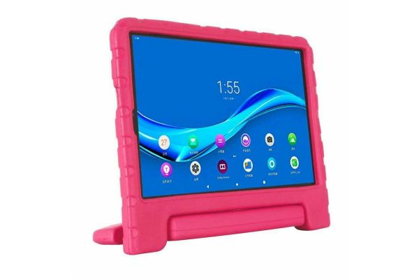 Lenovo Tab M10 FHD Plus (10.3 inch) Kinderhoes roze