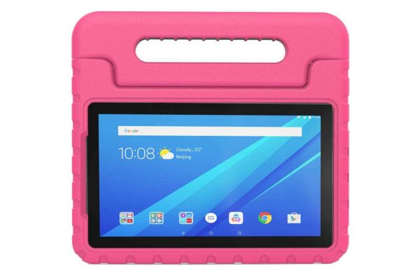 Lenovo Tab M10 (10.1 inch) Kinderhoes roze