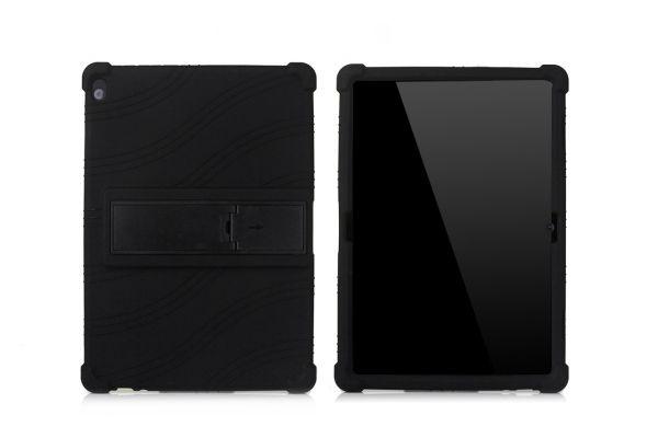 Lenovo Tab M10 10.1 inch 1ste generatie Kinderhoes backcover schokbestendig Zwart