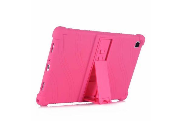 Samsung Galaxy Tab A7 10.4 inch kinderhoes backcover schokbestendig Roze
