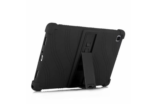 Samsung Galaxy Tab A7 10.4 inch kinderhoes backcover schokbestendig Zwart