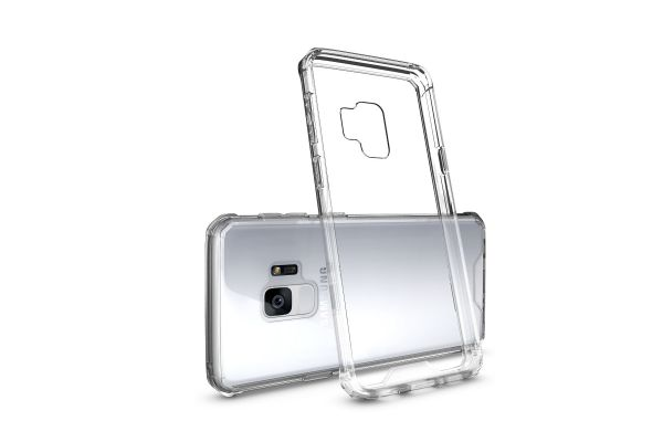 Samsung Galaxy S9 Back cover Transparant Air Hybrid