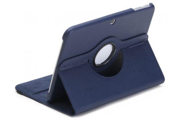 Tablet PU Leer Samsung Tab A 2016 7.0 inch T280 Draaibare Hoes blauw