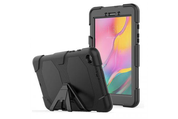 Samsung Galaxy Tab A 8.0 model 2019 Bumper Case Zwart