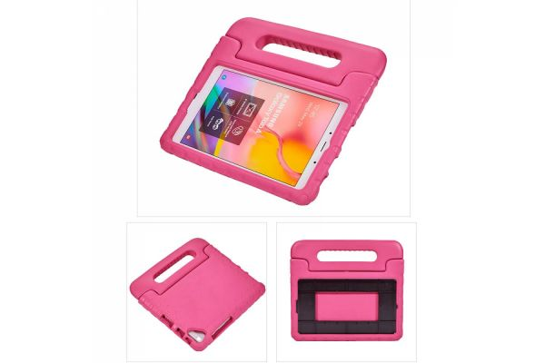samsung galaxy tab a 8.0 kids cover pink, kids case for galaxy tab a 8.0 2019 pink