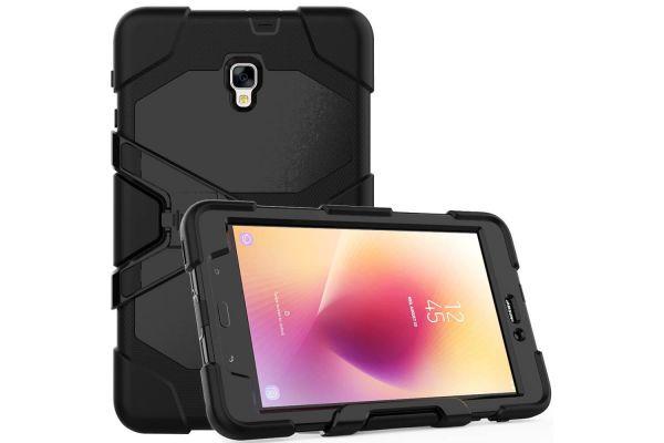 samsung galaxy tab a 8.0 model 2017 bumper case black
