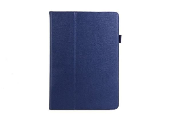 Samsung Galaxy Note 10.1 (2014 editie) P600 - P605 Book Cover PU leer blauw
