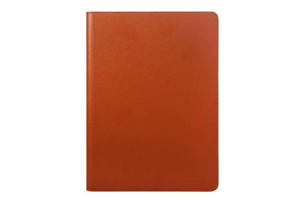 iPad 2-3-4 echt lederen bookcover bruin