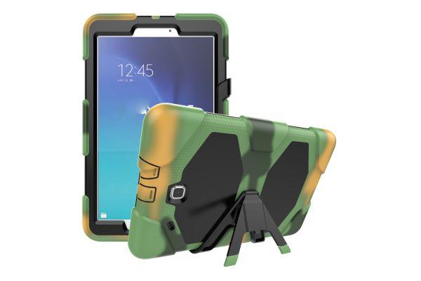Samsung Tab E 9.6 heavy duty survivor case leger kleur T560 - T561