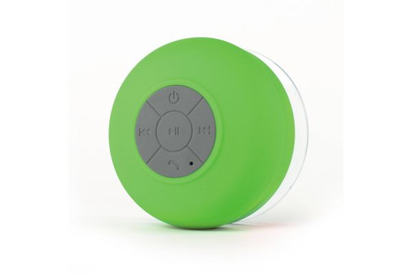 Bluetooth wireless speaker waterdicht groen