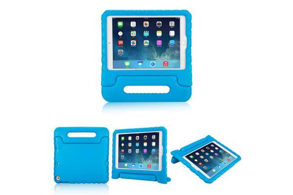 iPad 9.7 2018 originele kinderhoes blauw