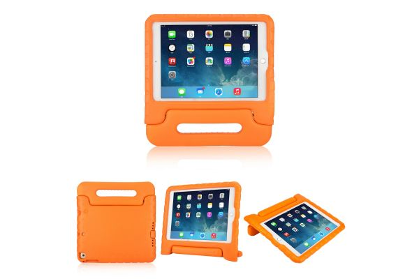 iPad 9.7 2018 originele kinderhoes oranje