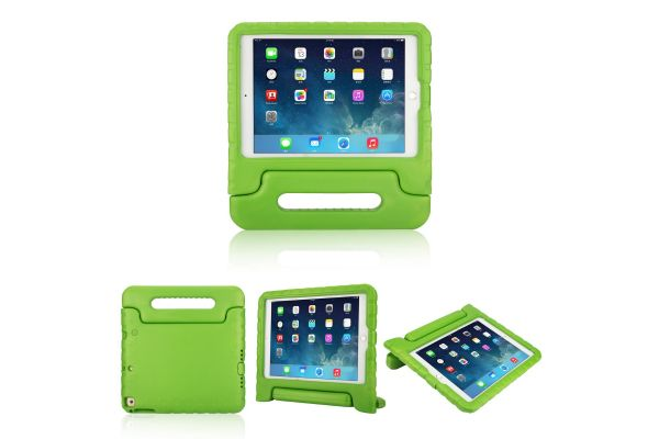 iPad 9.7 2018 originele kinderhoes groen