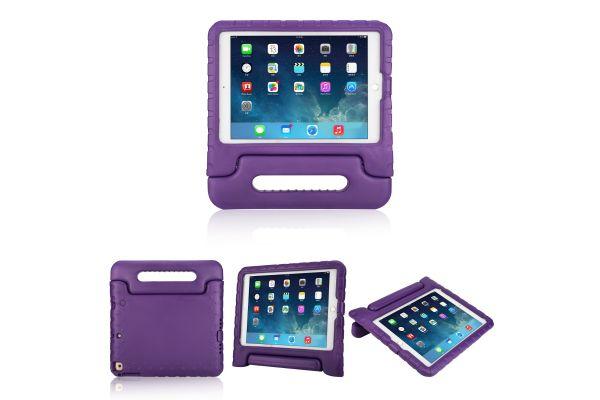 iPad 9.7 2018 originele kinderhoes paars