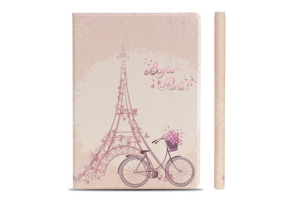 iPad 2017 9.7 inch design hoes BONJOUR PARIS