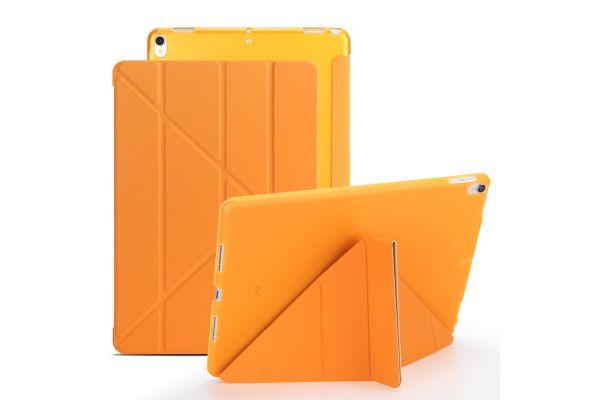 Book Cover Origami iPad Pro 10.5 oranje