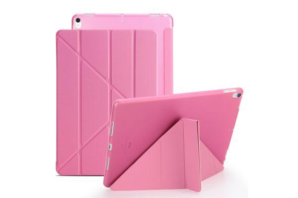 Book Cover Origami iPad Pro 10.5 roze